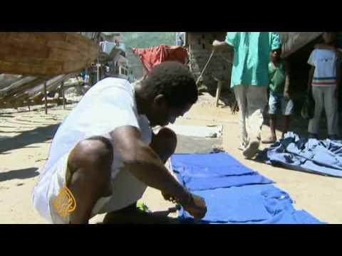 Haitian migrants embark on risky journey   - 18 Oct 09