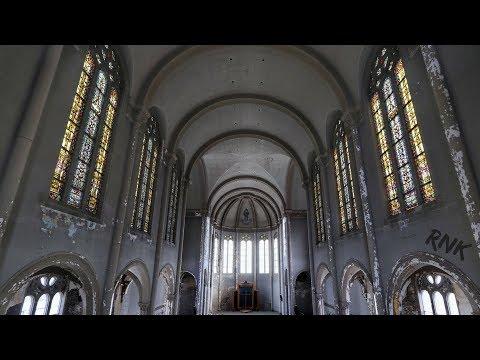 Amazing Abandoned Illuminati Church