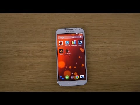 Samsung Galaxy S4 Android 4.4 Kitkat – KitKat Screen Capture / Recorder Test