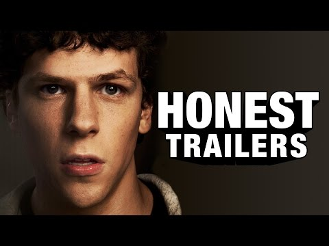 An Honest Trailer for The Social Network