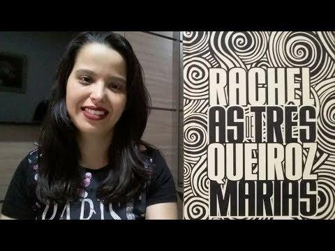 AS TRÊS MARIAS - Rachel de Queiroz - TAG Livros