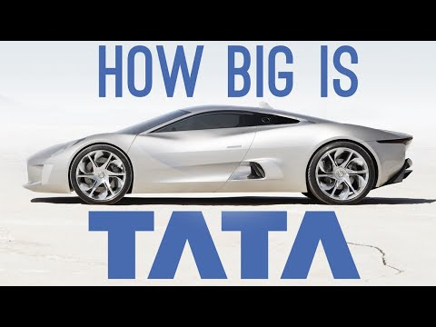 Tata – how big are they, what do they do? Let's create many such examples in Pakistan.