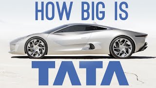 Download Video How BIG is TATA? (They Own Jaguar) | ColdFusion MP3 3GP MP4