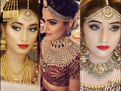 Bridal Jewellery Set Designs - Latest Wedding Jewellery Sets