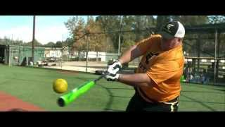 Mako Torq Slow-Pitch Bat Tech Video (2015)