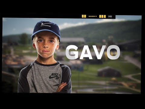 Meet Gavin Bottger - EP1 - Camp Woodward Season 9