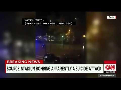 Πυροβολισμοί στο Θέατρο Bataclan