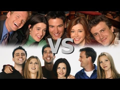 friends - Arguably one of the most upvoted suggestions ever: http://www.watchmojo.com/suggest/How%20I%20Met%20Your%20Mother%20vs.%20Friends In the battle of the attrac...