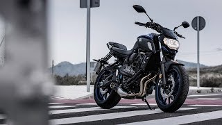 4. 2018 Yamaha MT-07 Review Video - Part 1
