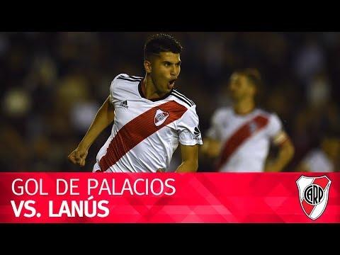 Gol de Exequiel Palacios vs. Lanús