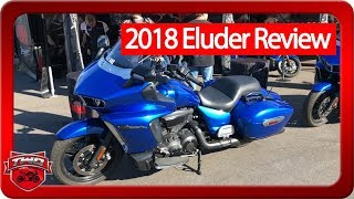 7. 2018 Yamaha Star Eluder Review
