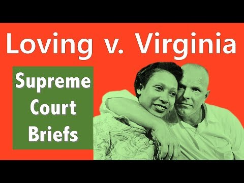How Interracial Marriage Bans Ended | Loving V. Virginia