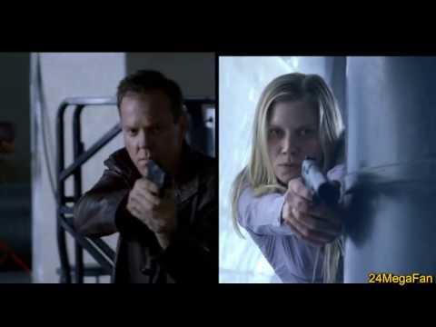 Jack Kills Dana Walsh - 24 Season 8