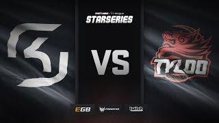 SK vs TyLoo, mirage, SL i-League StarSeries Season 3 Finals