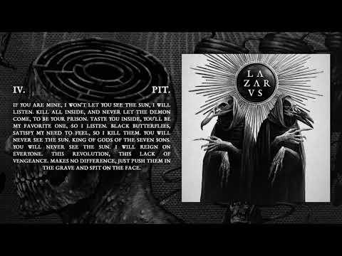LAZARVS - PIT. (Official Audio)