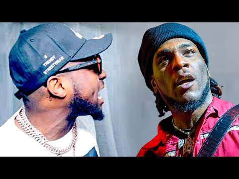 See Beef! Davido Disgrace Burna Boy Publicly For Shading Wizkid