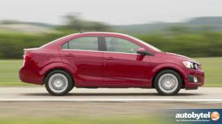 2012 Chevrolet Sonic Test Drive&Car Review