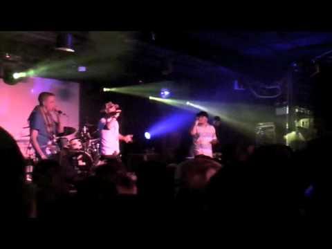 TINIE TEMPAH & THE FAMLAY TEAM LIVE @ MILLENNIUM MUSIC HALL, CARDIFF