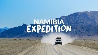 A roadtrip through Namibia - from Cape Town through the Namib desert and up to the Skeleton Coast. 100% Shot on GoPro...