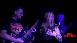 Video Soul Massacre - 40 P*ČO! - Stolárna, Havířov 2018 - Dead Shall R