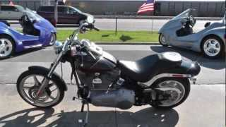 5. Used 2007 Harley-Davidson Softail Standard FXST Motorcycle For Sale