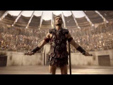 Смотреть видео онлайн с Спартак: кровь и песок / Spartacus: Blood and Sand