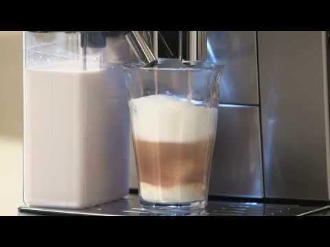 How to Use the DeLonghi PrimaDonna Espresso Maker   Williams-Sonoma