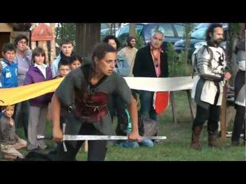 Les chevaliers de Fortress Combat