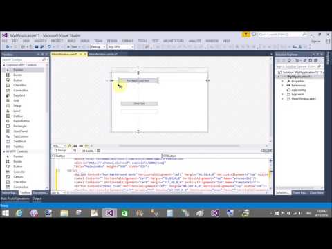 BackgroundWorker example in WPF C#