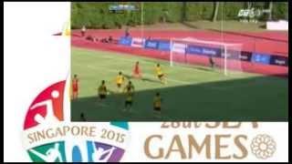 U23 Viet Nam 6-0 U23 Brunei  - Seagames 28 Men's Football Full Highlight, sea game,seagame,seagames,sea games,sea games 28