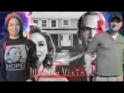 WandaVision Episodes 1&2 Open Spoiler Discussion
