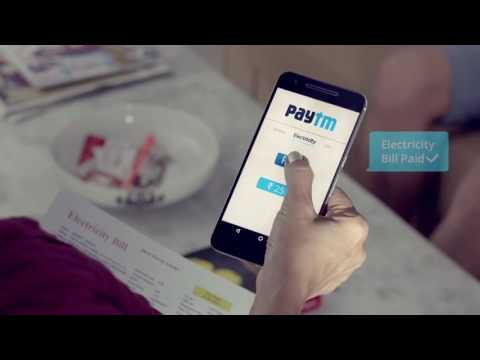 Tv commercial of paytm