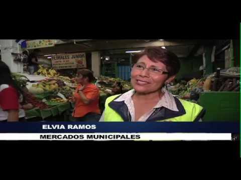 !Visita los mercados municipales!