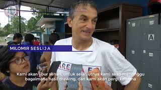 Latihan Arema Jelang 8 Besar Piala Presiden, DAPAT TAMBAHAN KEKUATAN!!