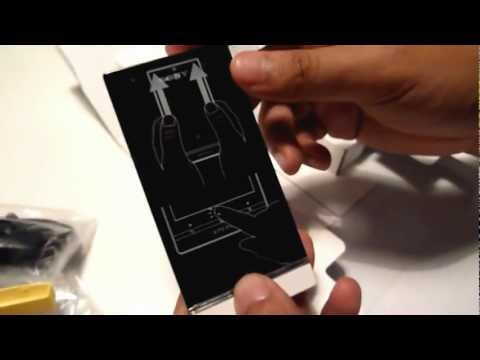 how to put battery in sony xperia u