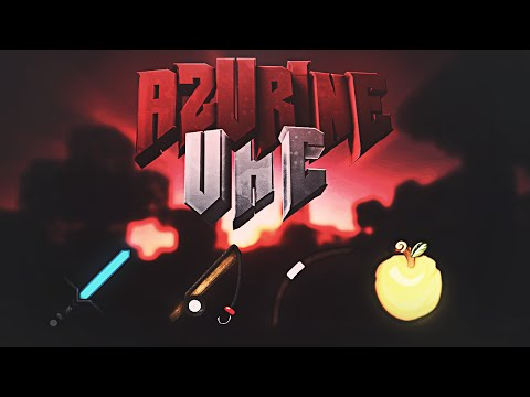 REVIEW TEXTURE PACK PVP MINECRAFT   'Azurine UHC'