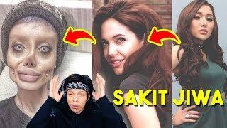 Video 😱 Pengen Mirip Angelina Jolie 50 Kali Operasi.. Beginilah Hasilnya... 😱 MP3, 3GP, MP4, WEBM, AVI, FLV April 2019