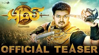 Nonton Puli   Official Teaser   Vijay  Sridevi   Sudeep  Shruti Haasan  Hansika Motwani Film Subtitle Indonesia Streaming Movie Download