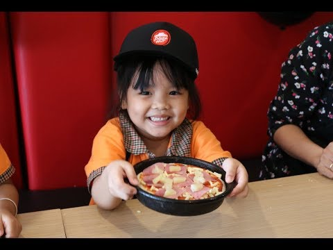 Cooking Class 19th July 2018 (Pizza Hut NAT D12 - Anh Mai Nursery Shcool)