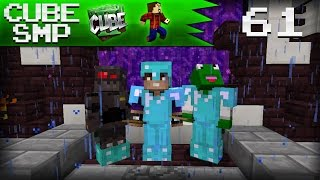 Minecraft Cube SMP: AUCTIONING PRIME REAL ESTATE! - Ep 61