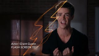 Video Check Out Grant Gustin's Screen Test For 'The Flash' MP3, 3GP, MP4, WEBM, AVI, FLV Januari 2018