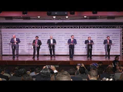 Debate Presidencial. Bloque V: Comercio