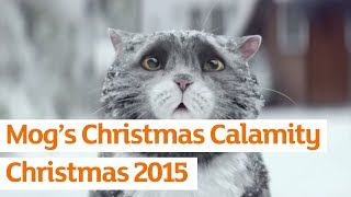 Presenting the new Sainsbury's Christmas Advert. Mog sets off a chain of unfortunate events which almost ruin Christmas for the ...