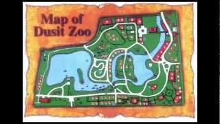 Zoo De Dusit En Bangkok, Tailandia