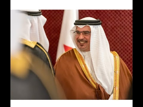 HRH the Crown Prince holds Weekly Majlis