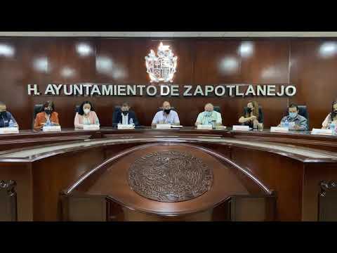 Sesión de ayuntamiento No. 65 19 de abril de 2021
