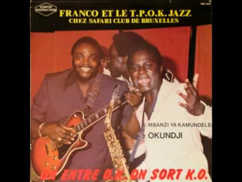 Mbanzi Ya Kamundele (Lutumba Simaro) - TPOK Jazz 1983