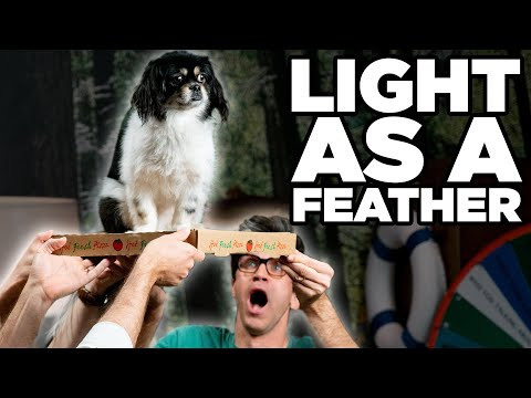 Light As A Feather, Stiff As A Board Challenge