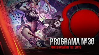 Punto.Gaming! TV S03E36 en VIVO