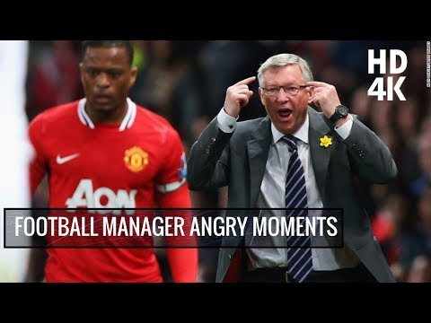 Football Manager Angry Moments